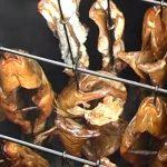 Hal füstölés – Felső Barnabás módra