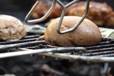 Hogyan grillezzünk Gombát?