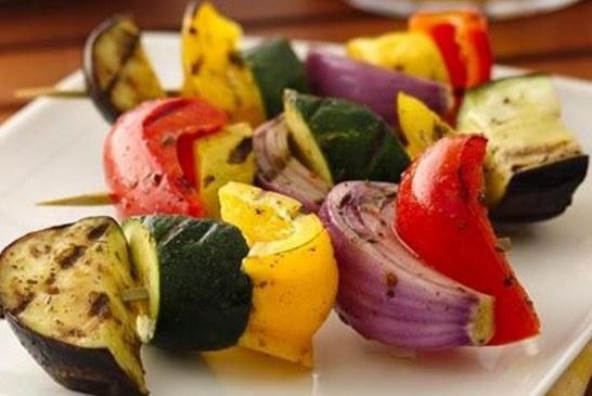 Hogyan grillezz zöldségeket?