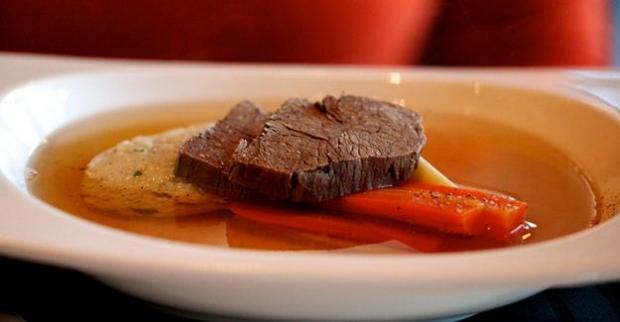 marhahúsleves