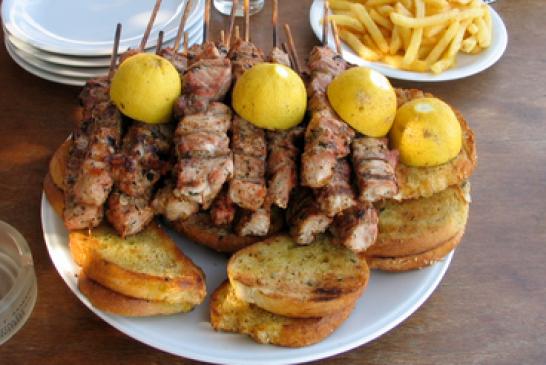 Görög – Souvlaki