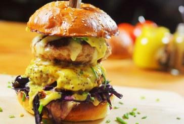 A Világ legfinomabb - Sertés Burgere