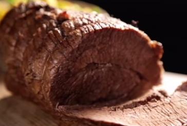 Gordon Ramsay – Egyszerű Fűszeres Marhasült – videó