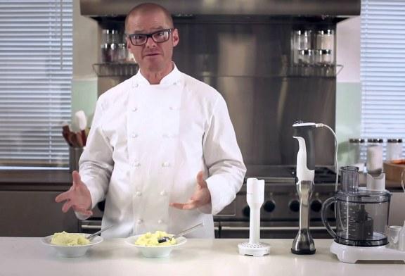 Heston Blumenthal - A tökéletes Krumplipüré, videó