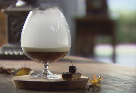 Heston Blumenthal – Kávés Csokoládé szósz