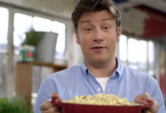 Jamie Oliver - Sajtos Karfiol - Recept és video