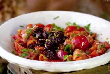 Jamie Oliver - A legjobb Paradicsom saláta