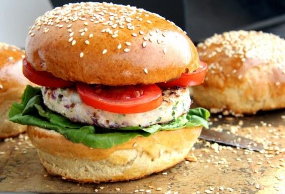 Könnyű Pulyka - Hamburger