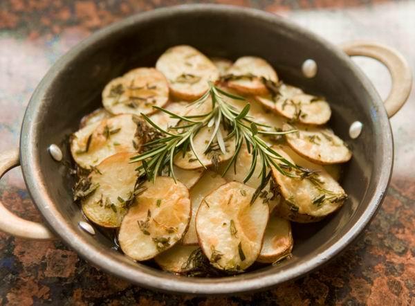 rozmaring-krumpli