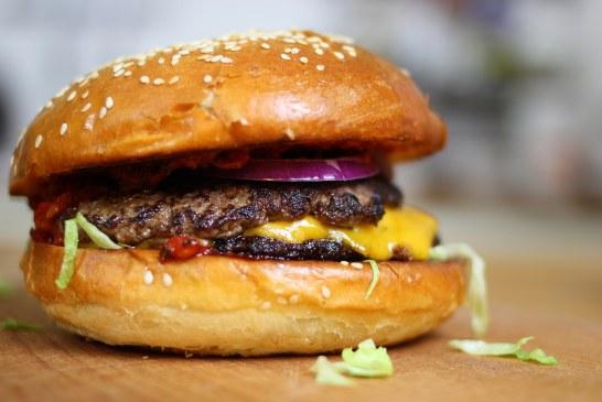 Igazi Amcsi - Smashed Burger