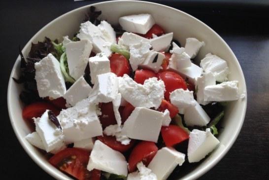 Gyors és Friss - Lolo Rosso saláta, Fetával és csírával