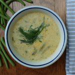 A nyár kedvence – Habart Zöldbab leves