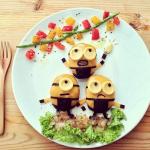 Őrületesen kreatív – Nyári étel a gyerekeknek 1.2