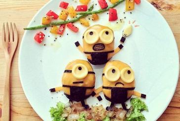 Őrületesen kreatív - Nyári étel a gyerekeknek 1.2