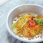 Thai – Zöld Mangó saláta