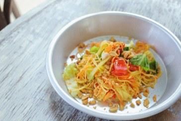 Thai - Zöld Mangó saláta