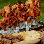 Beer can chicken – azaz a sörösdobozra ültetett csirke