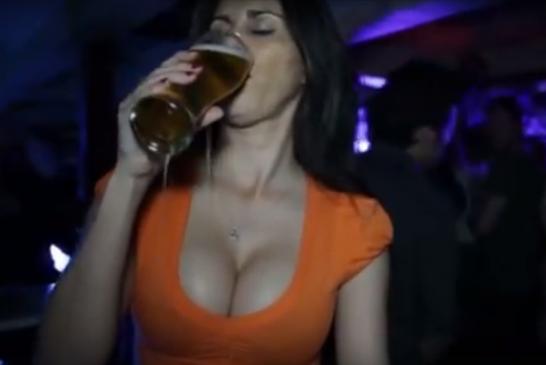 Ha már ital, akkor íme a leggyorsabb sörivók …