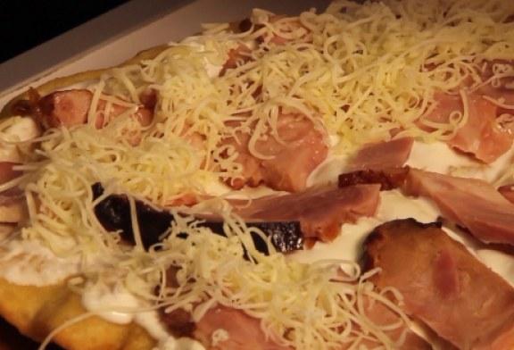 Csülkös Lángos - recept és videó