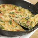 Cukkinis, sajtos frittata – mámorító falatok, tele vitaminnal