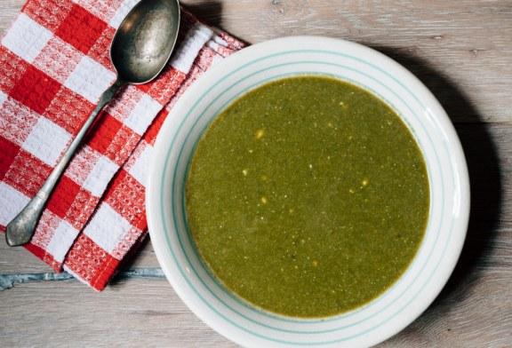 Olasz Spenótkrém leves