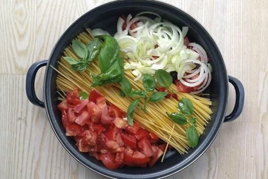 Egytál Spagetti