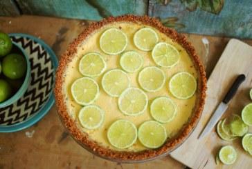 Floridai zöldcitromos pite – Kókuszos kekszmorzsával :), Key lime pie