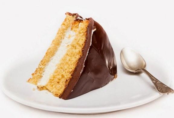Gordon Ramsay - Csokoládés, Gyömbéres torta