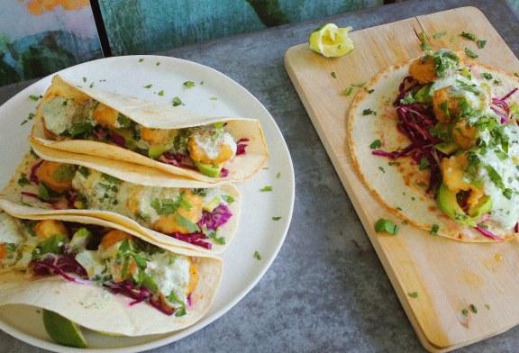 Californiai fish taco - a Surf-ös csajok kedvence