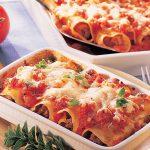 Marhahúsos Cannelloni