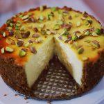 New York cheesecake, recept