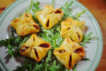 Camembert sajtos batyu - recept