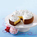 Last minute cukrászat: sütik 1 óra alatt –  Citromkrémes torta habsipkával
