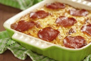 Ezt tedd, hogy omlós legyen a hús! - Fűszeres sertéstarja krumpliágyon