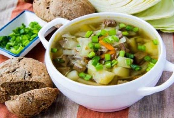 Gordon Ramsay féle – Lelket melengető tavaszi Zöldség leves