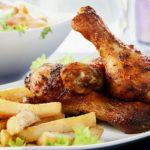 Hirtelen sült csirkecombok serpenyőben – Kívül ropogós, belül puha