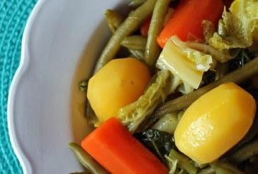 Jamie Oliver - Zöldség köret