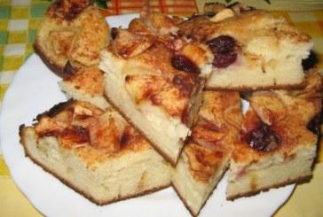 kefires 10 perces süti - recept