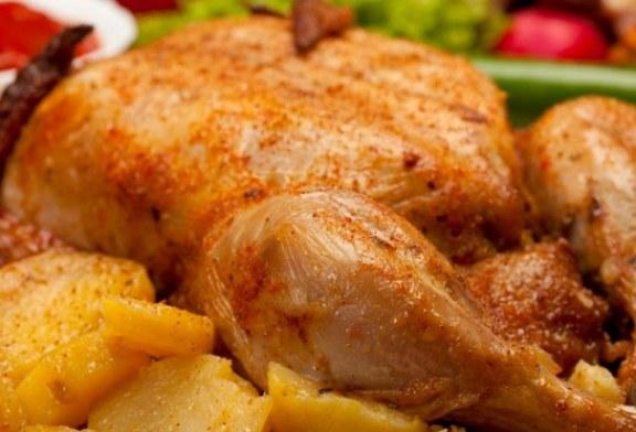 100% PALEO - töltött GRILL csirke
