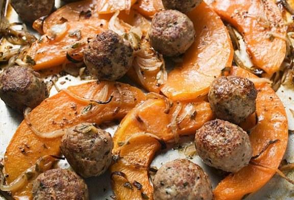 Karcsúsító köret hús mellé - Sütőtök