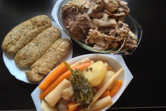 Hétvégére főztem NEKTEK: Zempléni Aranysárga – Húsleves töltelékkel