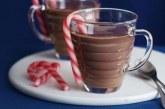 After eight csokiital, recept