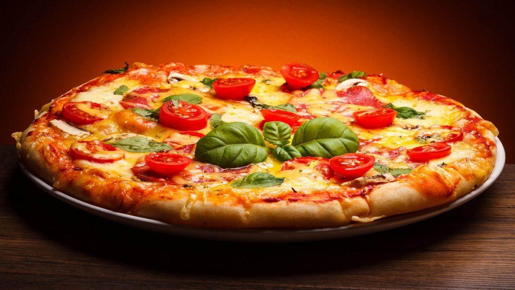 Bögrés pizzatészta