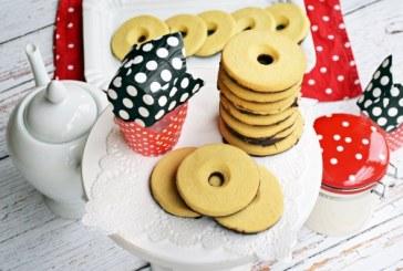 Házi vaníliás karika bögrésen, recept