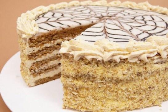 A legfinomabb Eszterházy torta – Jobb, mint a cukrászdában