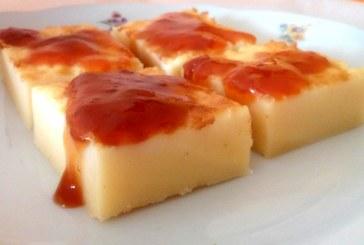 Bögrés tejes pite, recept