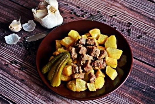 Brassói aprópecsenye, recept