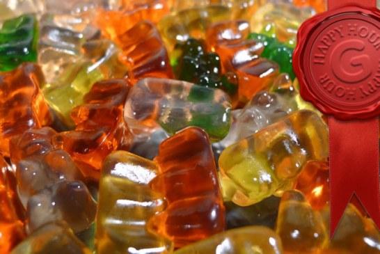Haribo + Pia: Tudtad Mi történik, ha pár napra alkoholba áztatunk gumicukrokat?