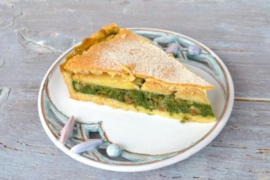 Mángoldos pite (gluténmentes)