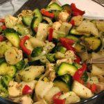 Marinált zöldségek, recept